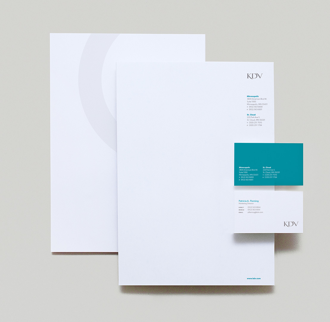 KDV-Stationery