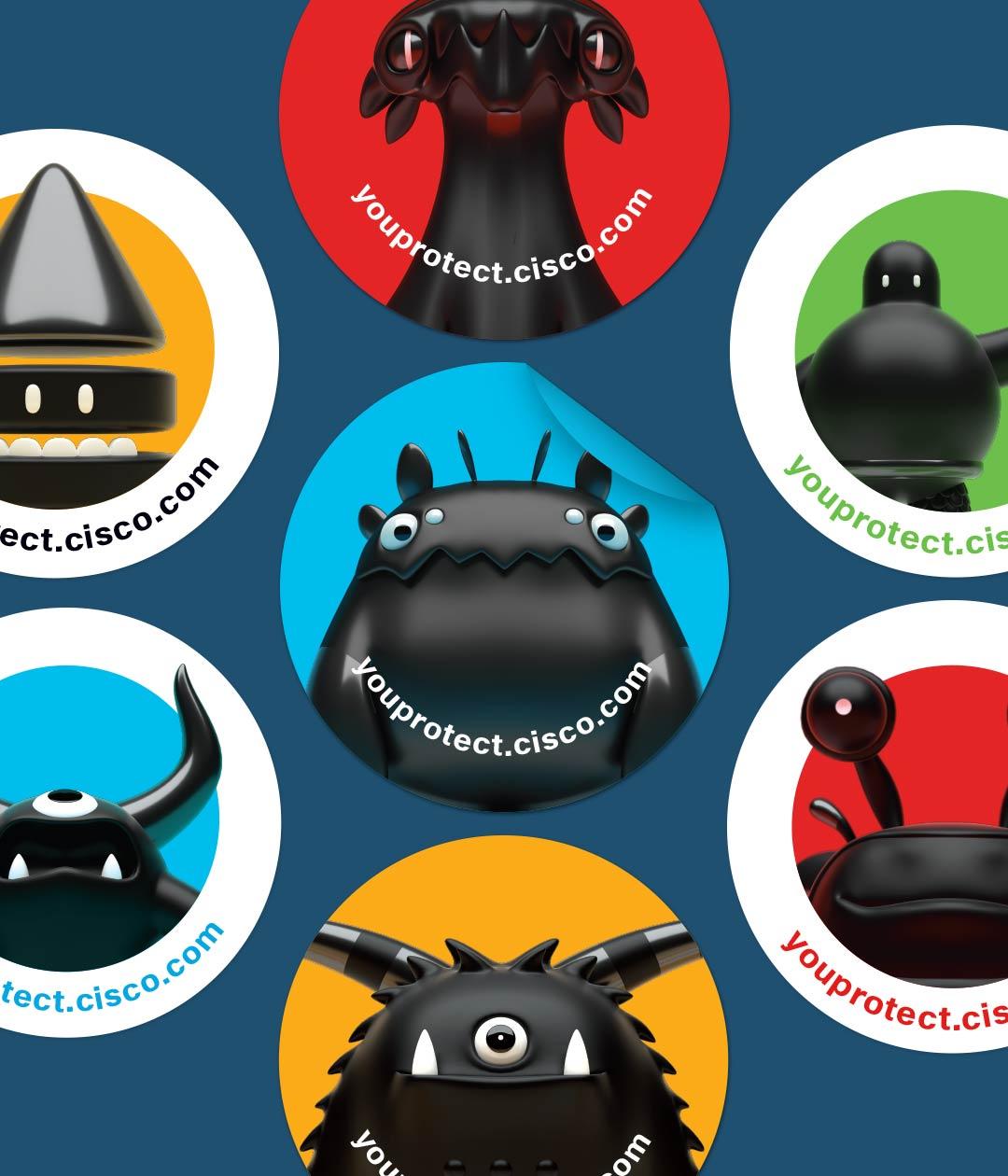 KCS-Stickers