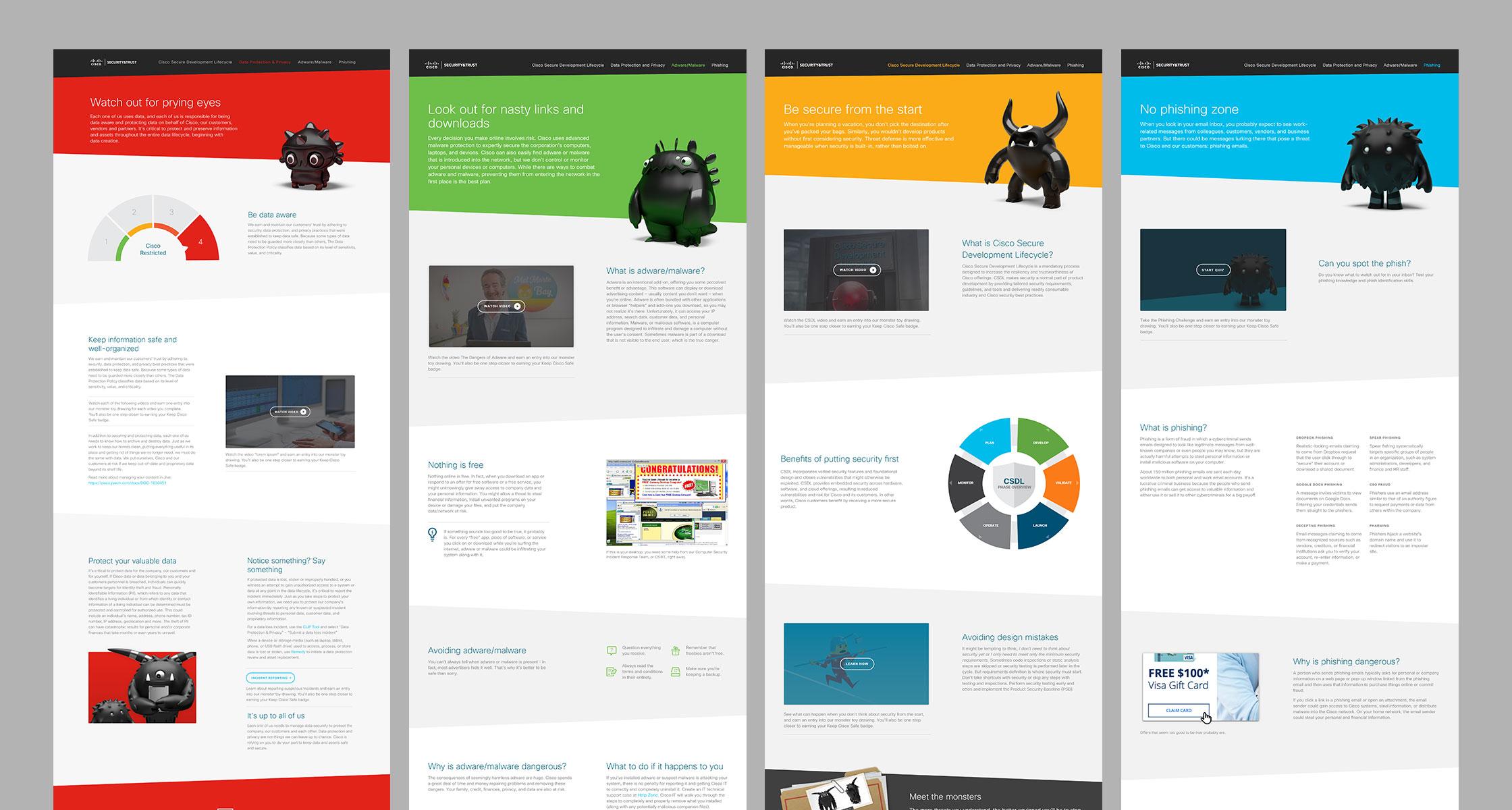 KCS-WebScreens